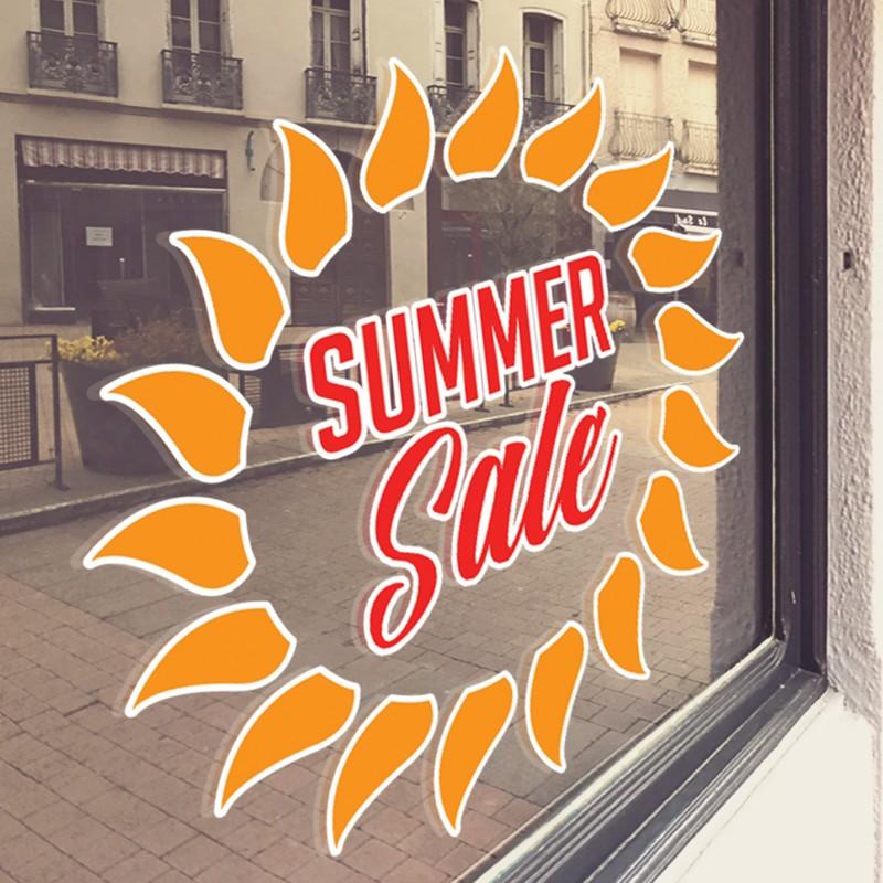 Summer Sale Μέσα Σε Ήλιο