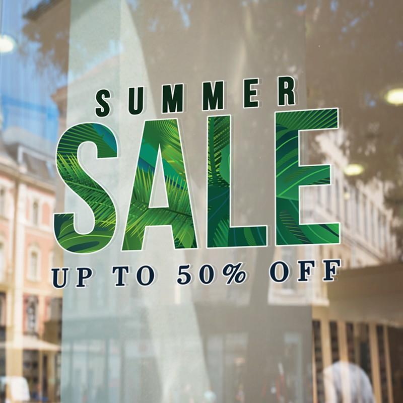 Summer Sale Minimal