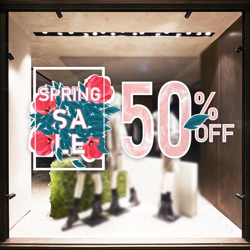 Spring Sale Ποσοστό