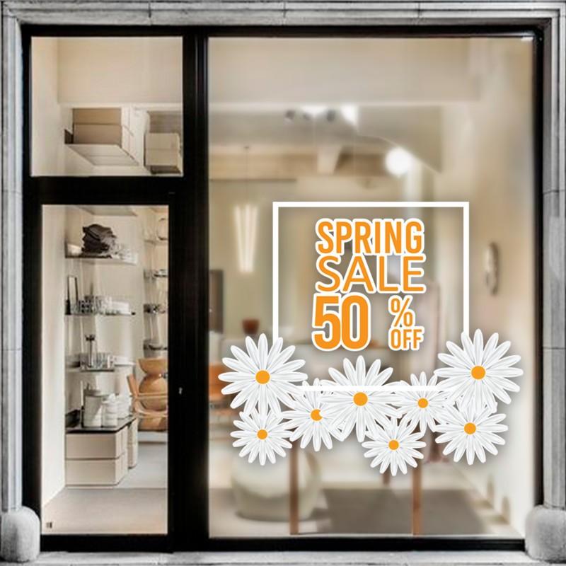 Spring Sale Με Άνθη