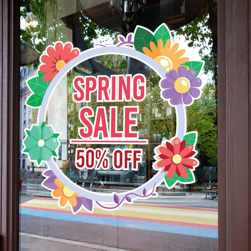 Spring Sale - Ανοιξιάτικες Εκπτώσεις