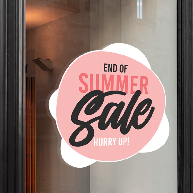 End Of Summer Sale - Hurry Up!