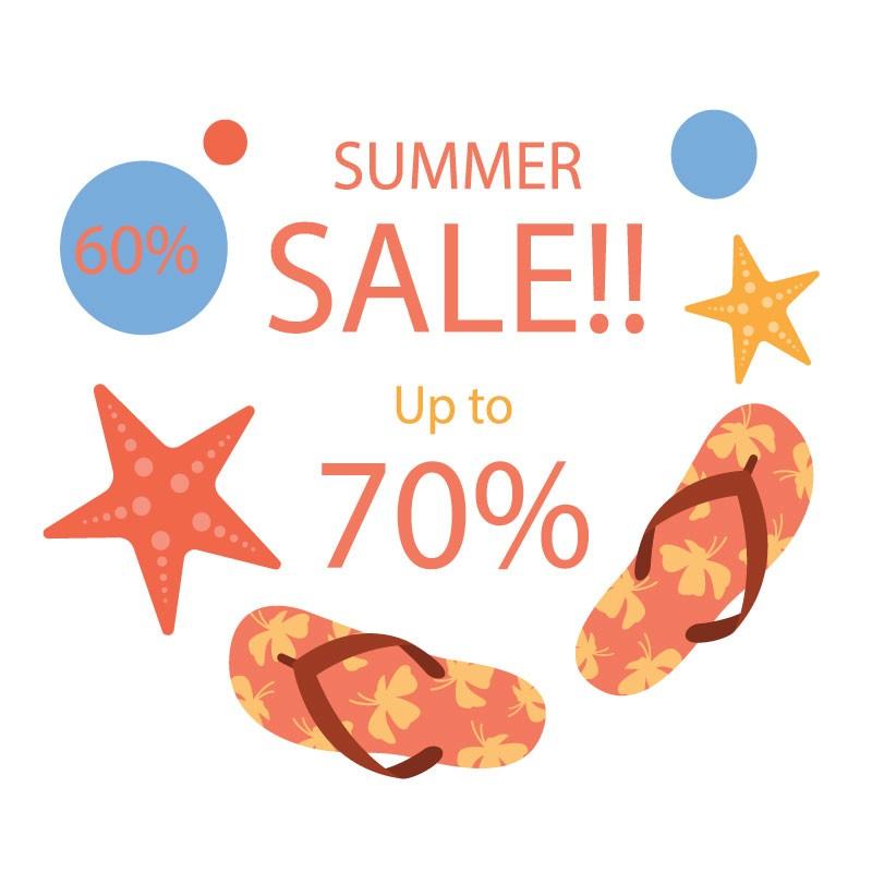 Summer Sale - Παντόφλες