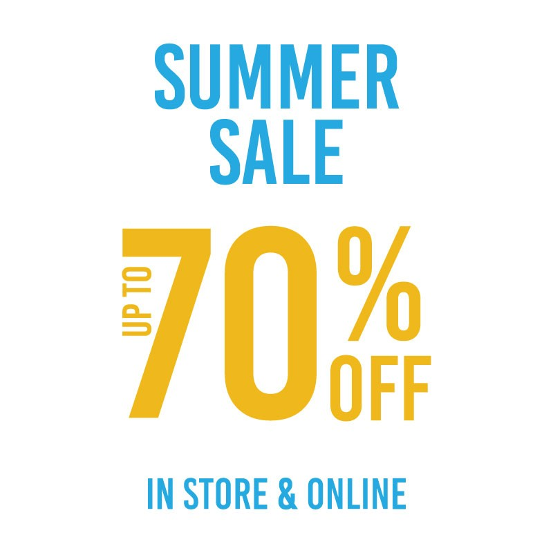 Summer Instore & Online