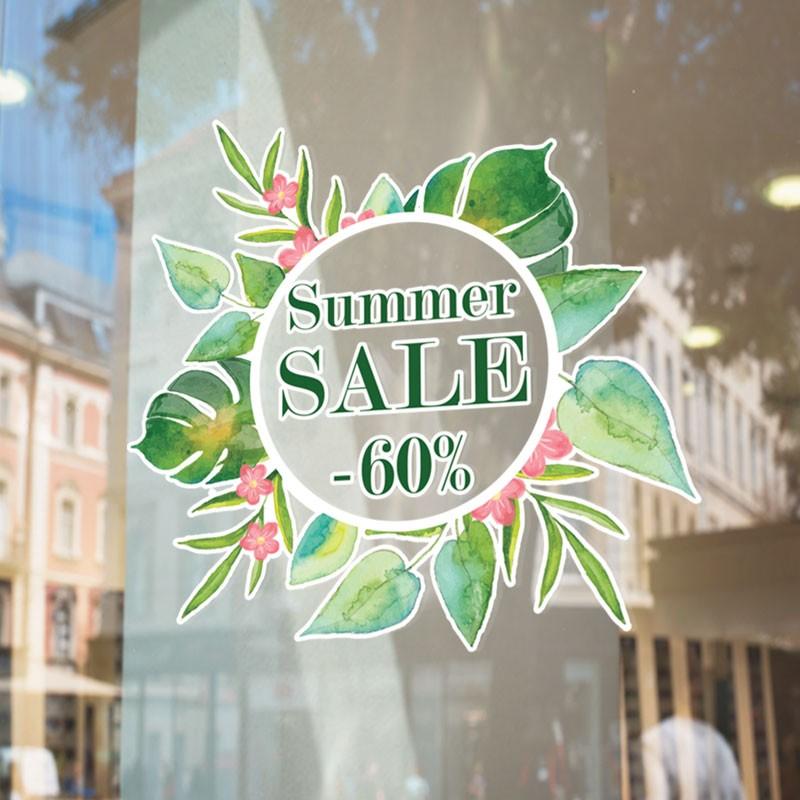 Summer Sale Στρογγυλό Exotic