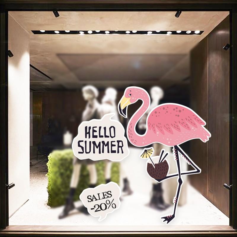 Hello Summer Φλαμίνγκο 2