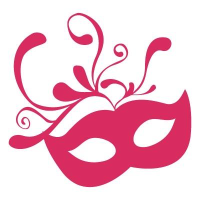 Καρναβαλική Μάσκα για το πρόσωπο