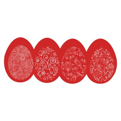 Πασχαλινά αυγά στη σειρά