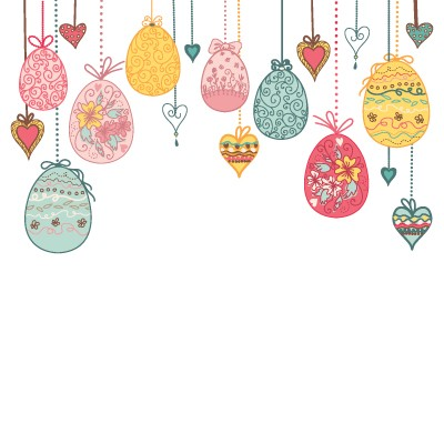 Αυγά πασχαλινά!