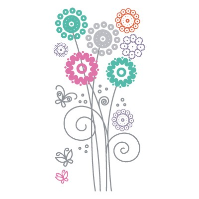 Γεωμετρικά λουλούδια