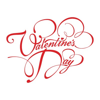 Valentines Day  σχέδια με κορδέλες