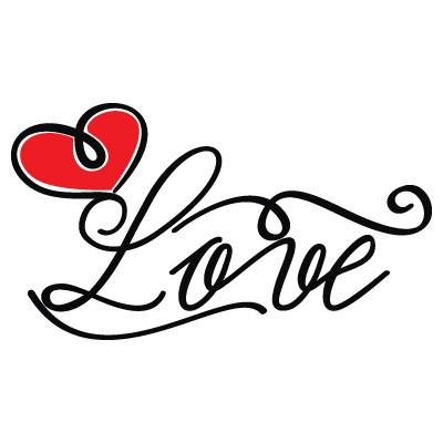 Love γράμματα