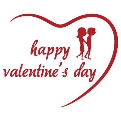 Happy Valentines Day ζευγάρι