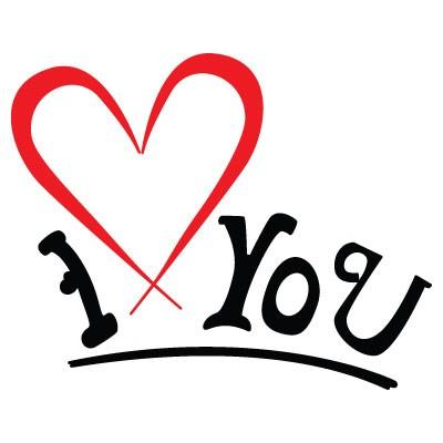 I Love you καρδιά
