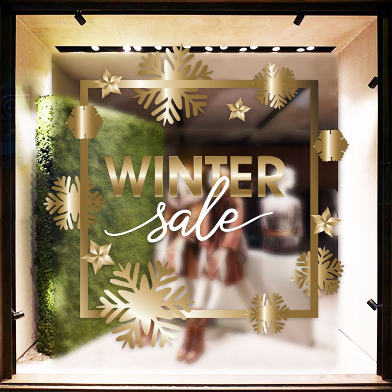 Χρυσό Winter Sale
