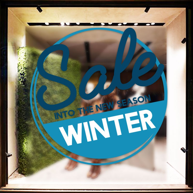 Sale Into the New Season