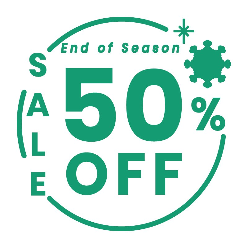 End of Season 50%