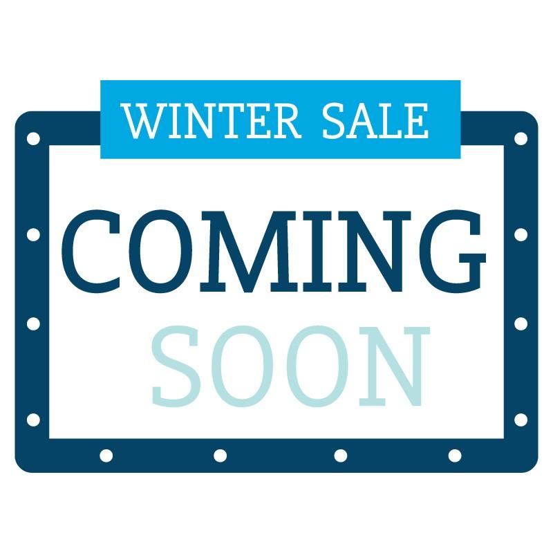 Winter Sale Coming Soon