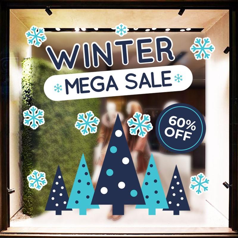Winter Mega Sale 60%