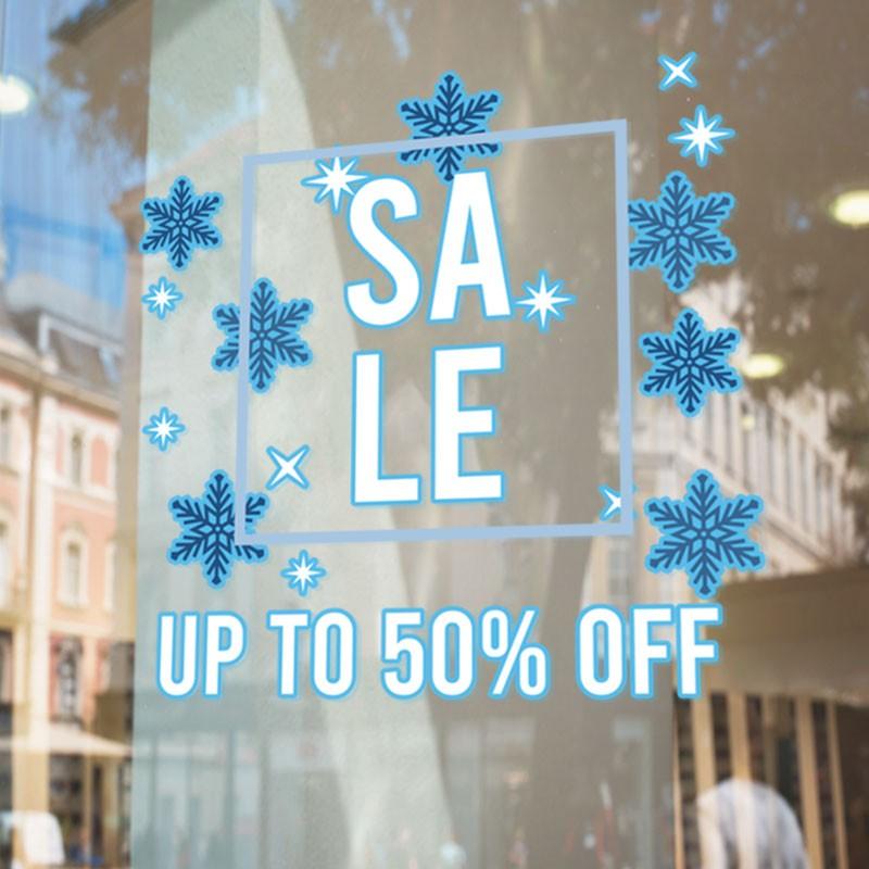 Μπλε Sale 50%