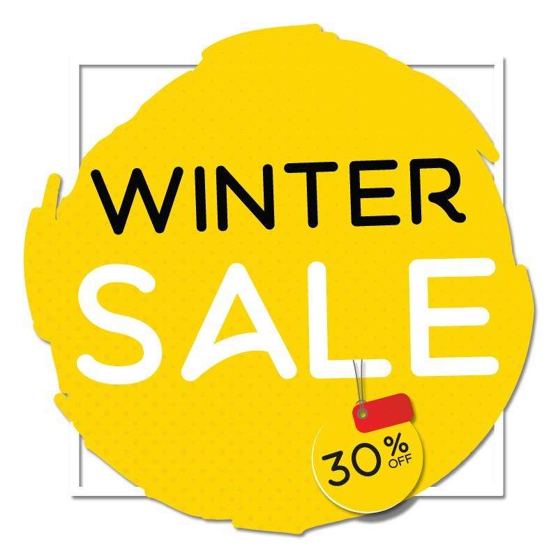 Κίτρινο Winter Sale 30%