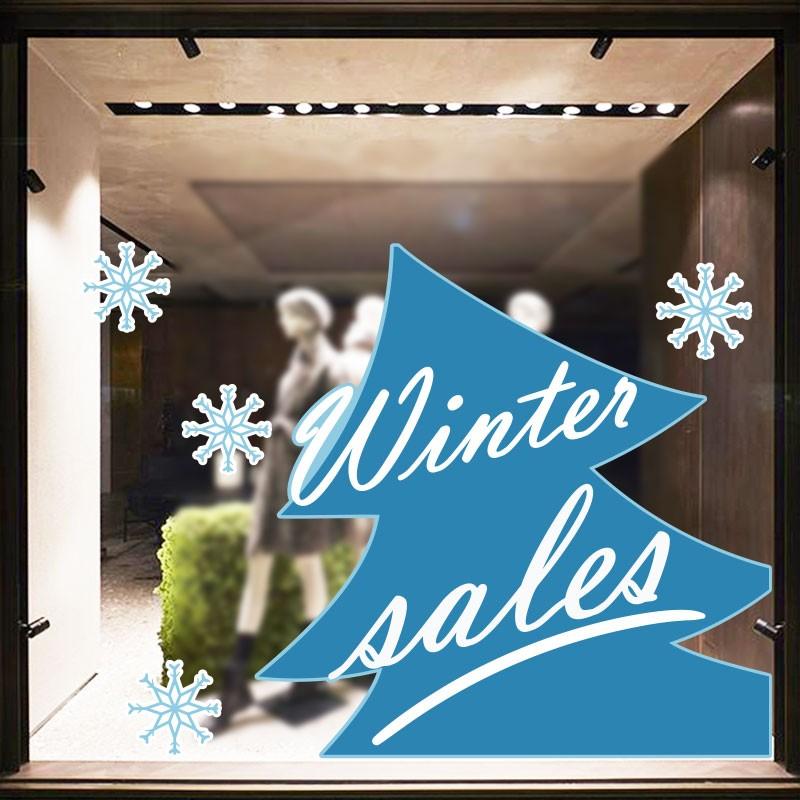 Μπλε Δέντρο Winter Sale