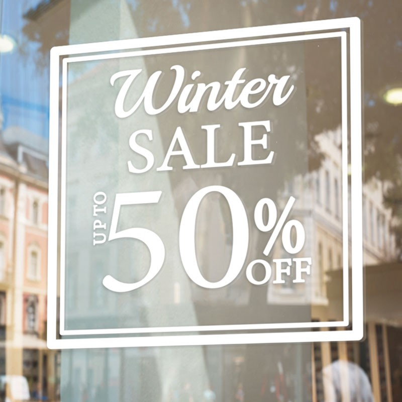 Winter Sale up to 50%