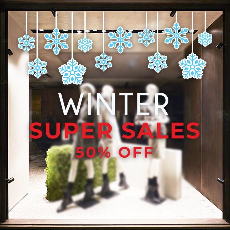 Winter Super Sales 50%