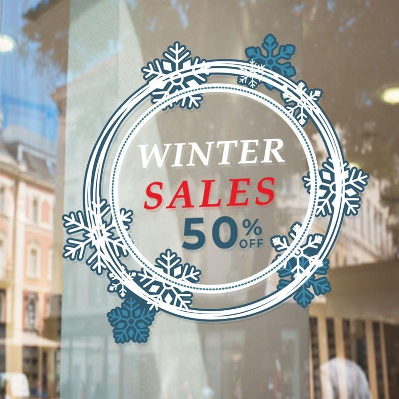 Winter Sales 50%