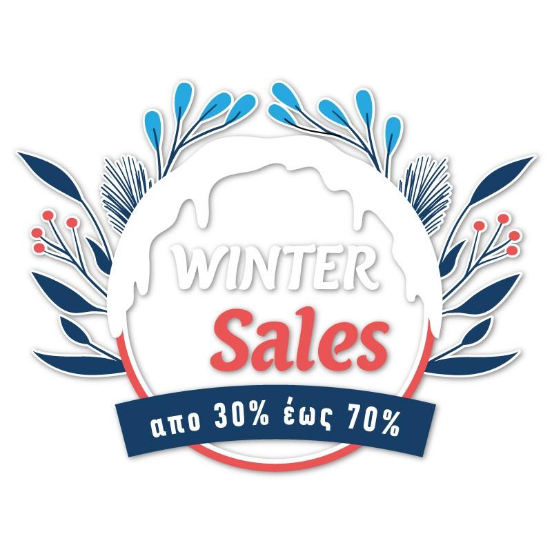 Winter Sales από 305 έως 70%