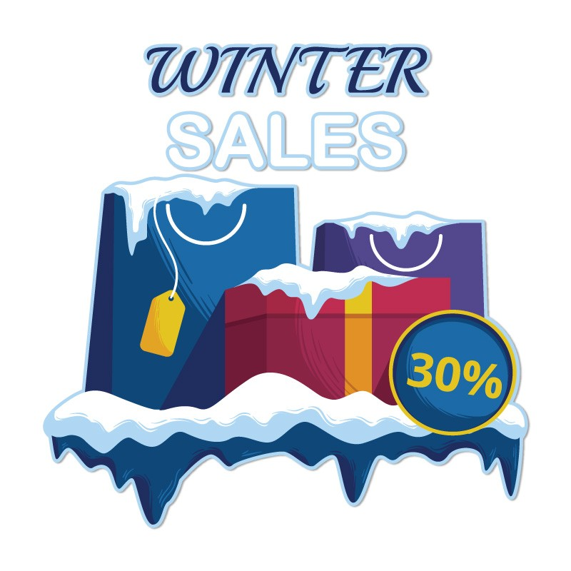 Winter Sales 30%