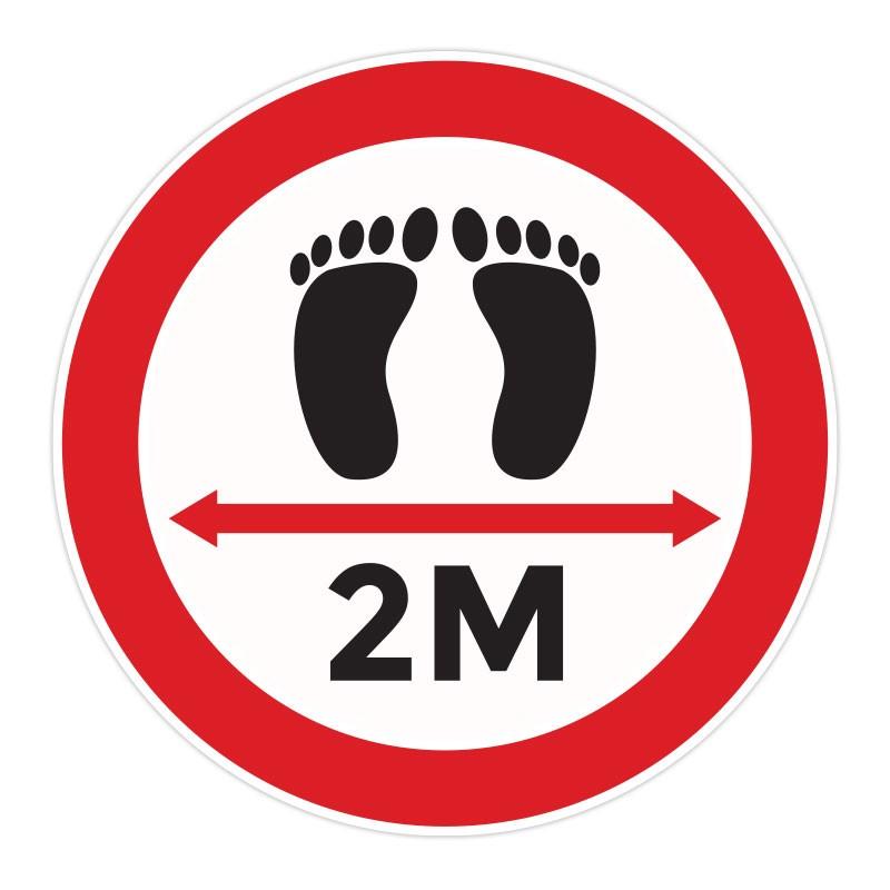 Footprint - 2m