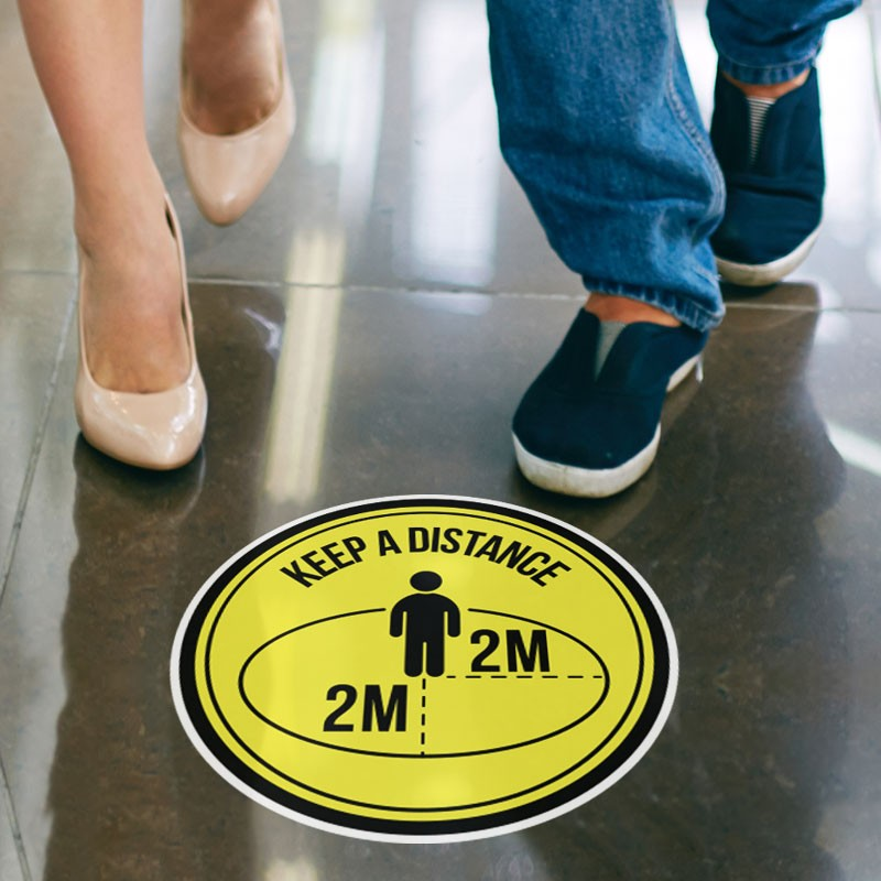 Keep Distance  2m