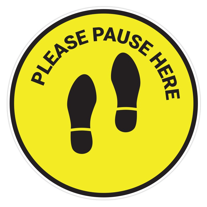 Please Pause Here