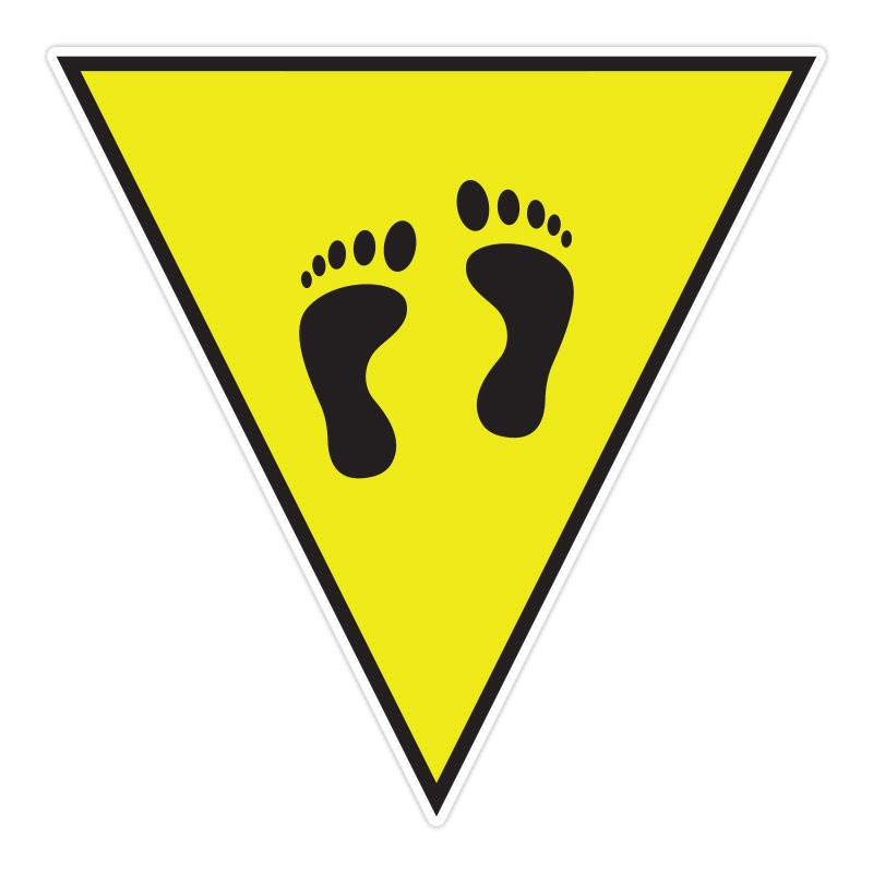 Footprint Τρίγωνο
