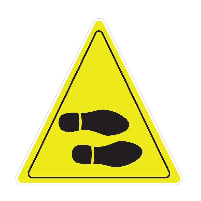 Shoe Print Δεξιά