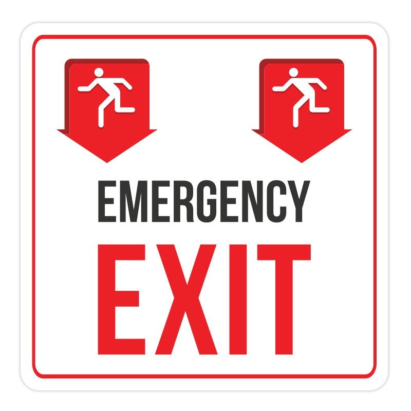 Emergency Exit 2