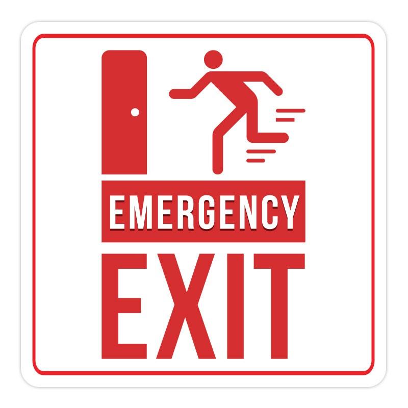 Emergency Exit 3