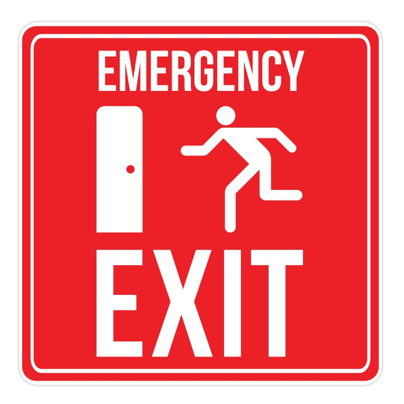 Emergency Exit 4