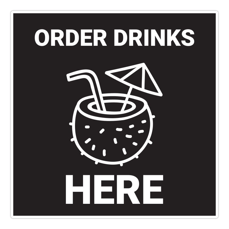 ORDER DRINKS HERE