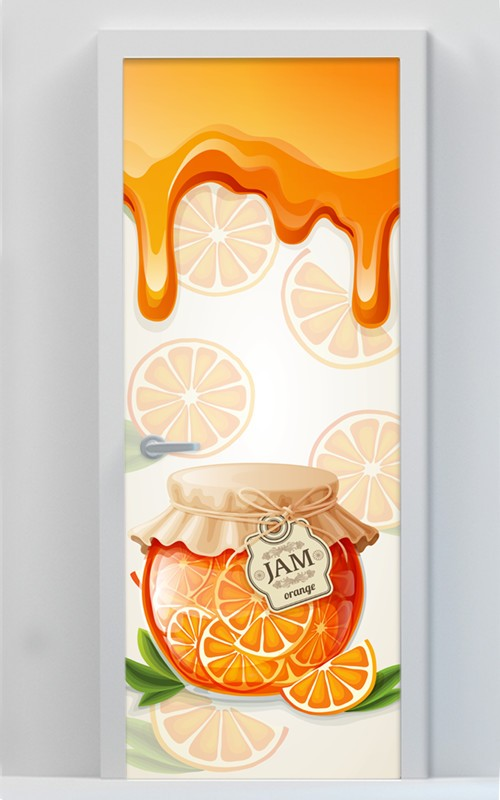 Jam Orange