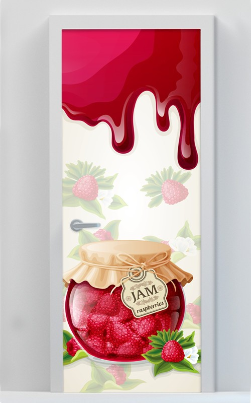 Jam Rapsberries
