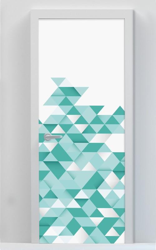 Μοτίβο Με Τρίγωνα