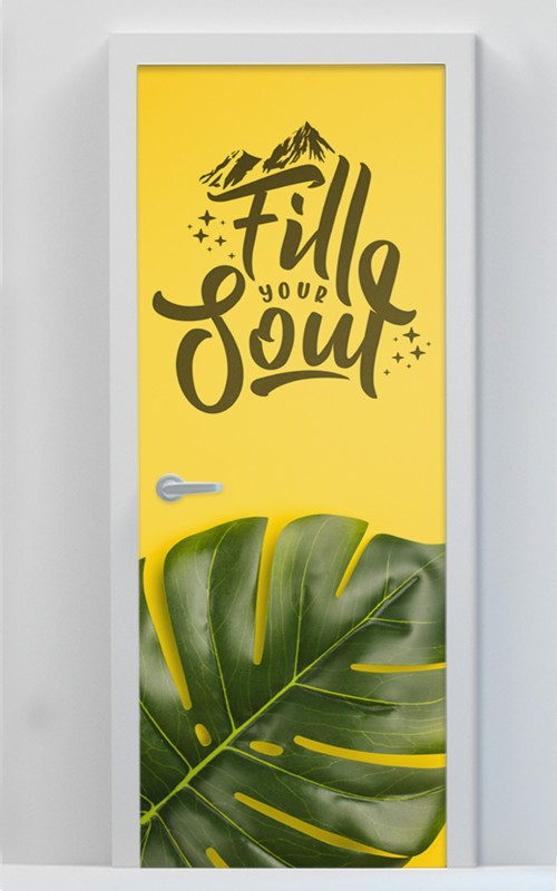 Fill Your Soul