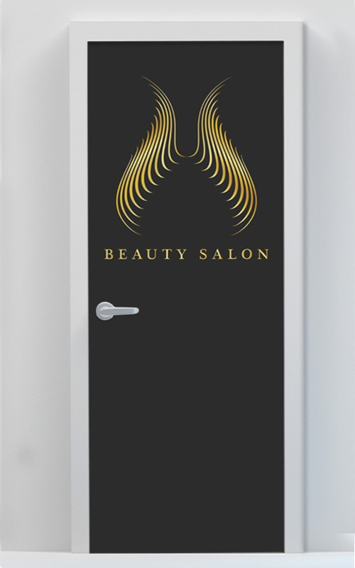 Beauty Salon Black
