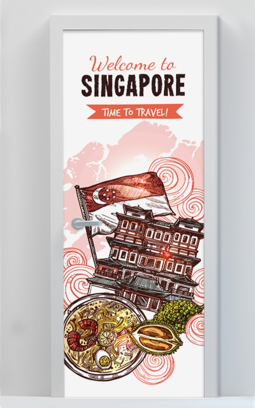 Welcome To Singapore - Time To Travel
