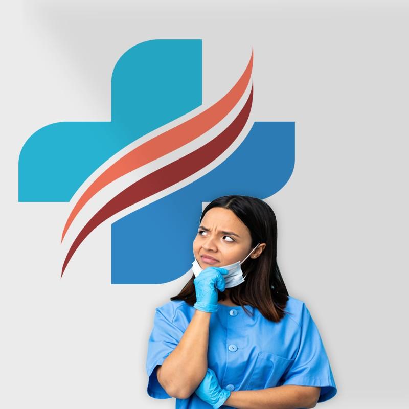 Αυτοκόλλητο Τοίχου - Υπηρεσίες Υγείας