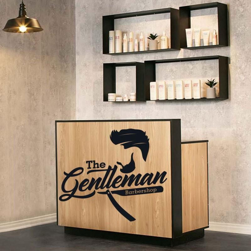 Αυτοκόλλητο Τοίχου - The Gentleman