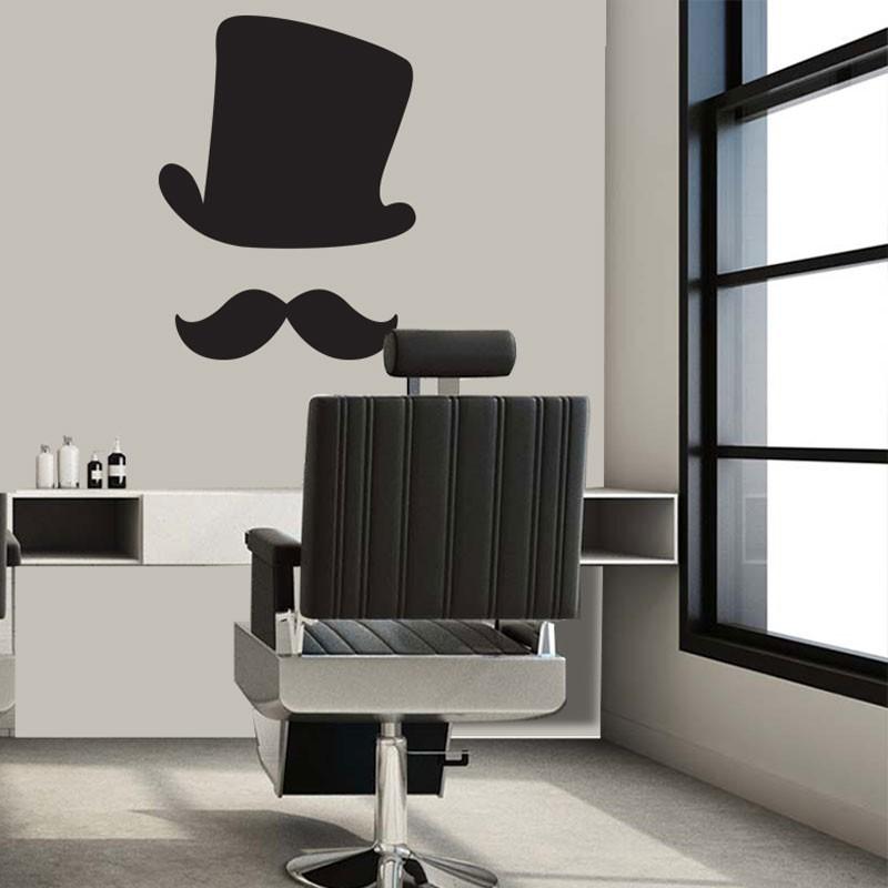 Αυτοκόλλητο Τοίχου - Mr. Moustache