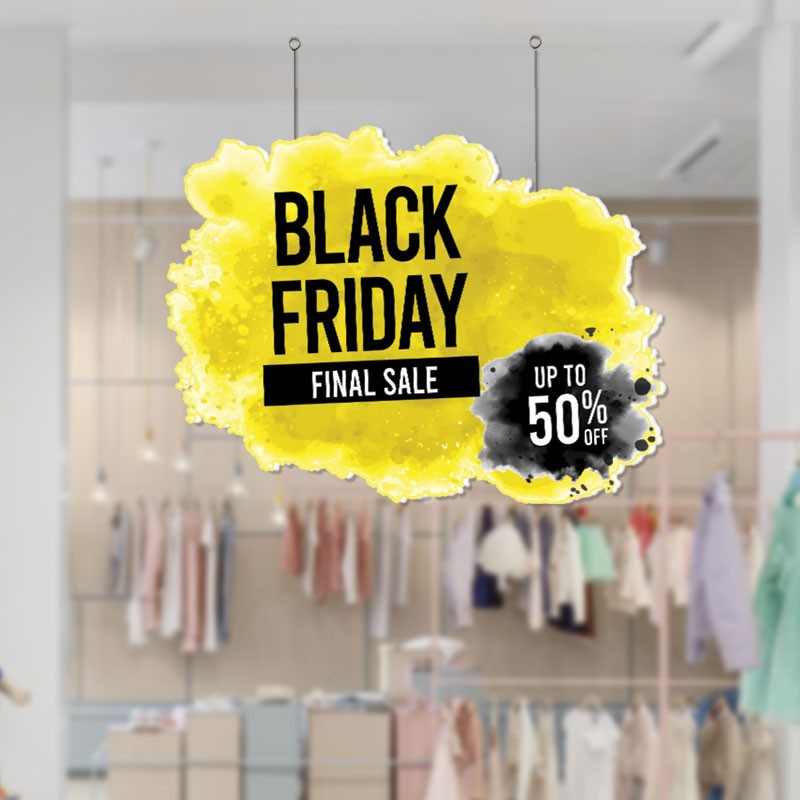 Black Friday Final Sale Κίτρινο
